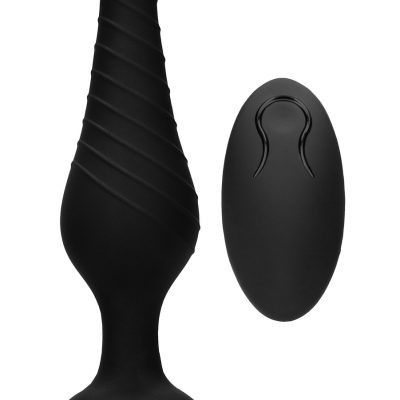Sono: Rechargeable Remote Vibrating Anal Plug No. 77