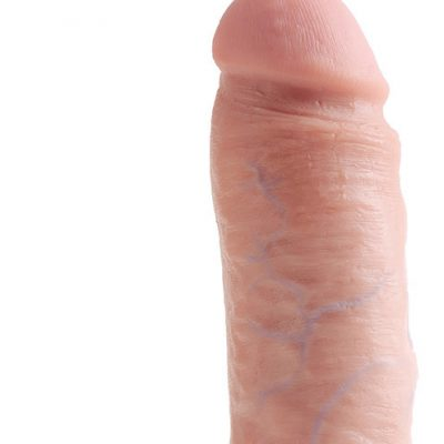 Squirting King Cock 8 Inch