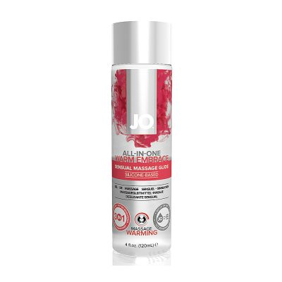System JO All-In-One Warm Embrace Sensual Massage Oil