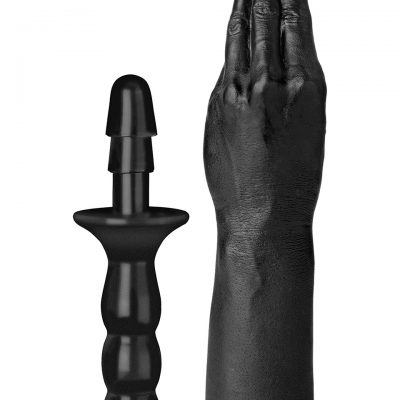 THE HAND WITH VAC-U-LOCK COMPATIBLE
