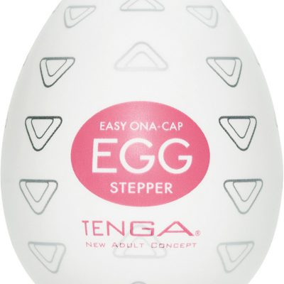 Tenga Egg: Stepper