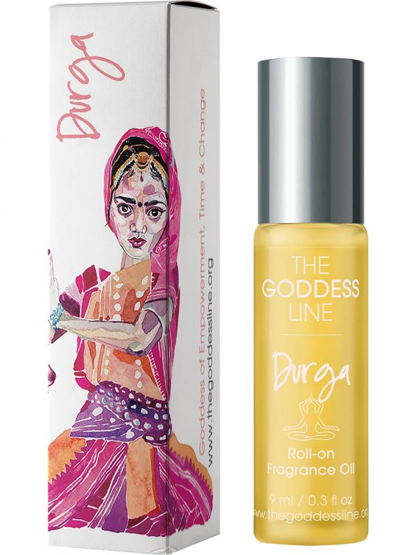 The Goddess Line: Durga