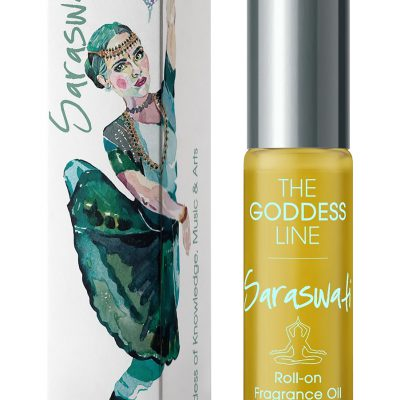 The Goddess Line: Saraswati