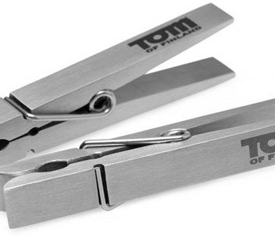Tom of Finland - Stainless Steel Nipple Clamps