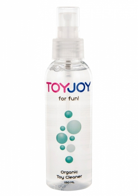 Toy Joy cleaning spray