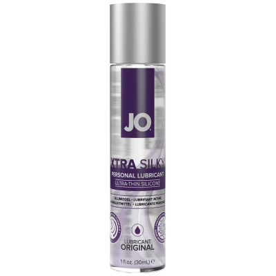 System Jo Xtra Silky Silicone Lube 30 ml